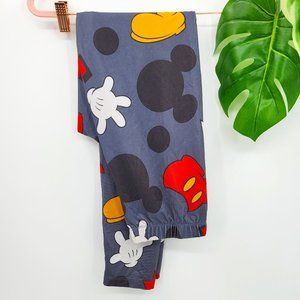 Disney Mickey Mouse Leggings Size Medium Youth